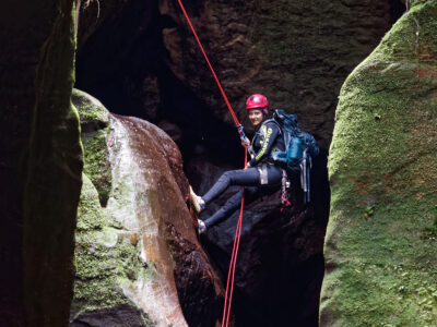 Canyoning Gallery